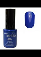 Гель-лак Tertio №137 синий 10 мл