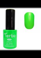 Гель-лак Tertio №138 кислотный салатовый 10 мл