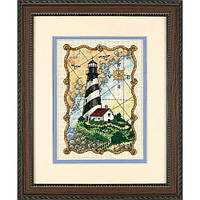 Набор для вышивки крестом Dimensions 6779 «Свет для моряков»