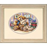 Набор для вышивки крестом Dimensions 6955 «Теплый и уютный»