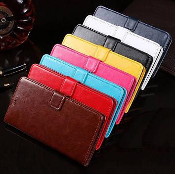 XIAOMI Redmi 3X оригинальный КОЖАНЫЙ чехол кошелёк портмоне с карманами противоударный  BENTYAGA clasic