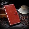 ASUS ZenFone Max Pro M2 оригинальный КОЖАНЫЙ чехол кошелёк портмоне с карманами противоударный BENTYAGA clasic, фото 10