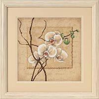 Набор для вышивки крестом Dimensions 35176 «Восточная орхидея»