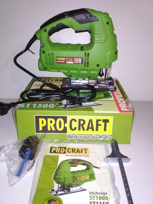 Лобзик электрический Procraft ST 1300