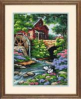 Набор для вышивки гобелен Dimensions 2484 «Старая водяная мельница»
