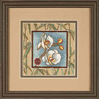 Набор для вышивки гобелен Dimensions 7230 «Орхидеи Азии»