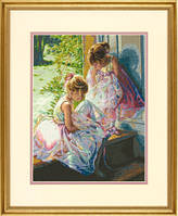 Набор для вышивки крестом Dimensions 70-35280 «Мечта балерины»