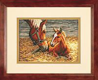Набор для вышивки крестом Dimensions 70-65119 «Доброе утро»