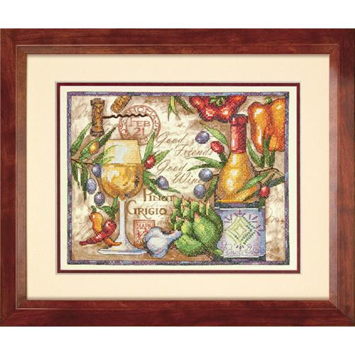 Набор для вышивки крестом Dimensions 70-03247 «Пино Гриджио»