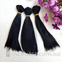 Волосы для кукол 100х15 см, цвет № 1