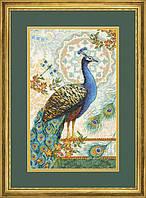 Набор для вышивки крестом Dimensions 70-35339 «Королевский павлин»