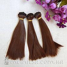 Волосы для кукол 100х15 см, цвет № 3