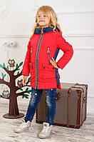 Детская куртка подростковая на девочку