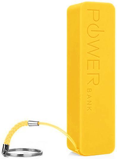 Повербанк Power Bank 2000mAh Yellow
