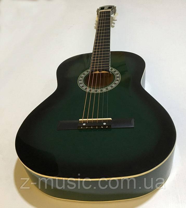 Гитара классическая полноразмерная (4/4) Almira CG-1702 GR
