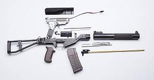 комплектуючі для страйкбольних автоматів і пістолетів