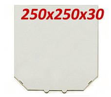 Коробка для пиццы 250х250х30 мм