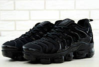 Мужские кроссовки Nike Air Vapormax FLYKNIT Plus Black 41, фото 1