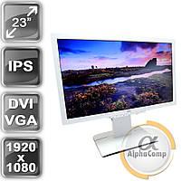 """Монитор 23"""" Fujitsu P23T-6 IPS (IPS/LED/16:9/DVI/DP/VGA/USB/колонки) class B БУ"""