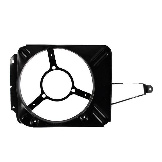 Диффузор вентилятора охлаждения ВАЗ-2103 (металл) Россия