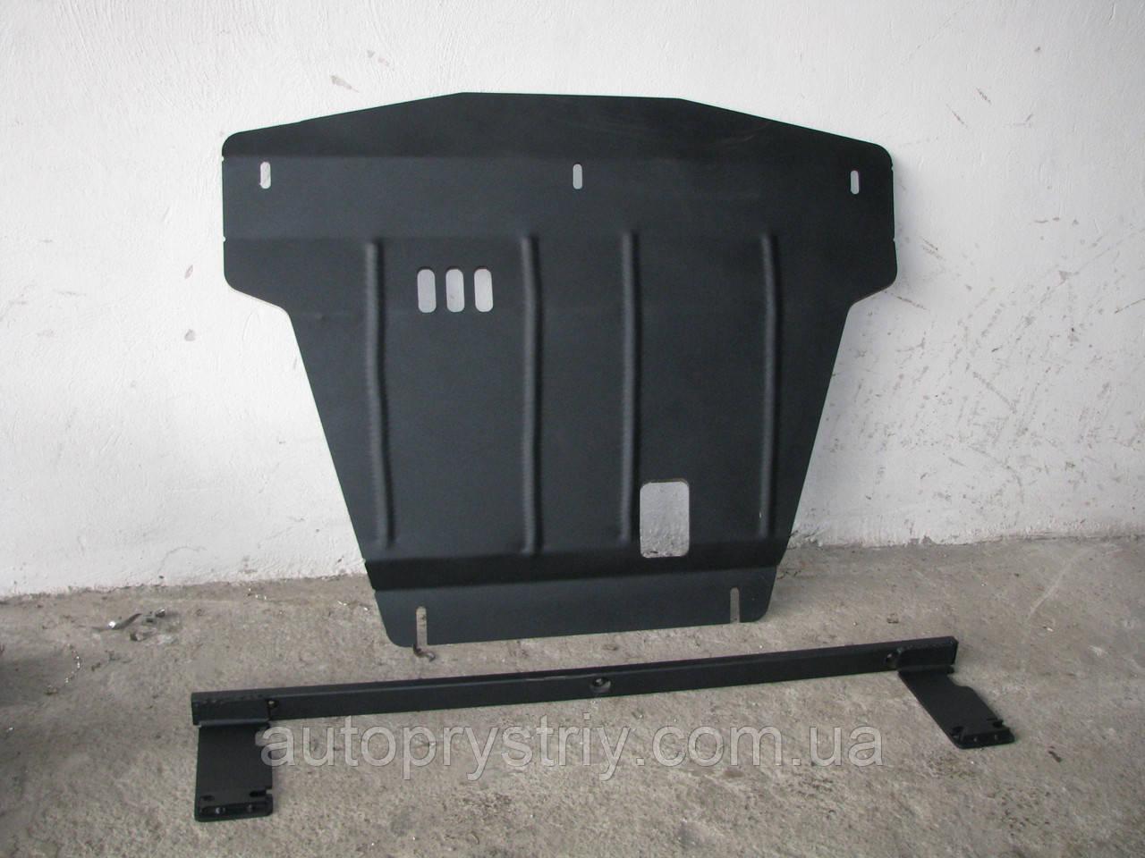 Захист двигуна, КПП і радіатора Ford Fiesta 5-дверна (2002-2005) 1.3