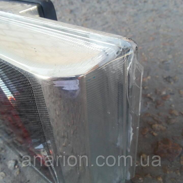 Диодные задние фонари на ВАЗ 2109 Олимпиада №3 (черные) со сколами.