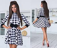 51e566e8b88 Короткое платье в клетку в Украине. Сравнить цены