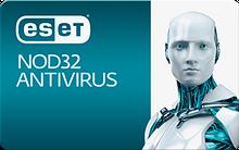 ESET NOD32 Antivirus 4 ПК 1 Год