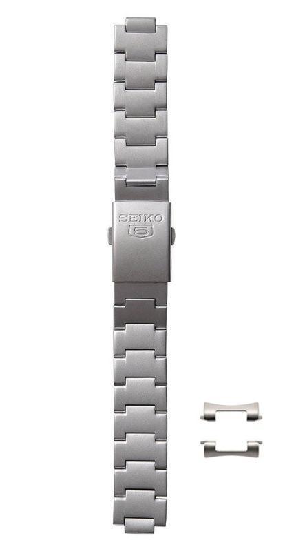 Оригинальный браслет Seiko SNK809, SNK807, SNK805, SNK803. 18 мм