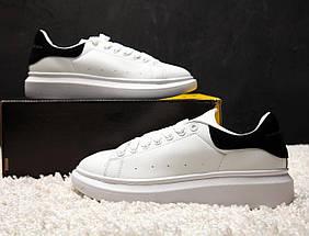 Женские и мужские кроссовки Alexander McQueen Oversized Sneakers, фото 2