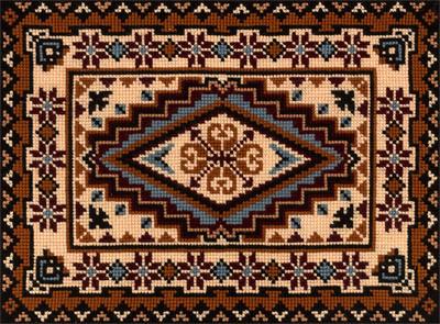 Набор для вышивки крестом Panna КВ-1585 «Скандинавия»