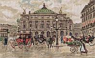 Набор для вышивки крестом Panna ГМ-1481 «Париж. Гранд Опера»