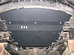 Защита двигателя и КПП Hyundai Sonata 6 (2010-2013) 2.4i, YF, розомкнутый подрамник