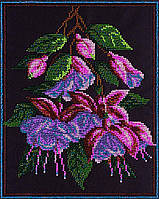 Набор для вышивки бисером Panna БН-5001 «Цветы фуксии»