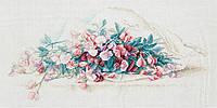 Набор для вышивки крестом Panna Ц-1868 «Душистый горошек»