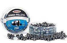 Пули для пневматического оружия Люман Domed Pellets 5.5 мм, 1.1 гр, 250 шт