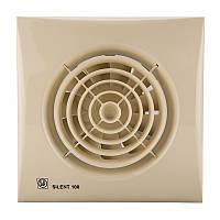 Вытяжной вентилятор  Silent 100 CZ Ivory, фото 1