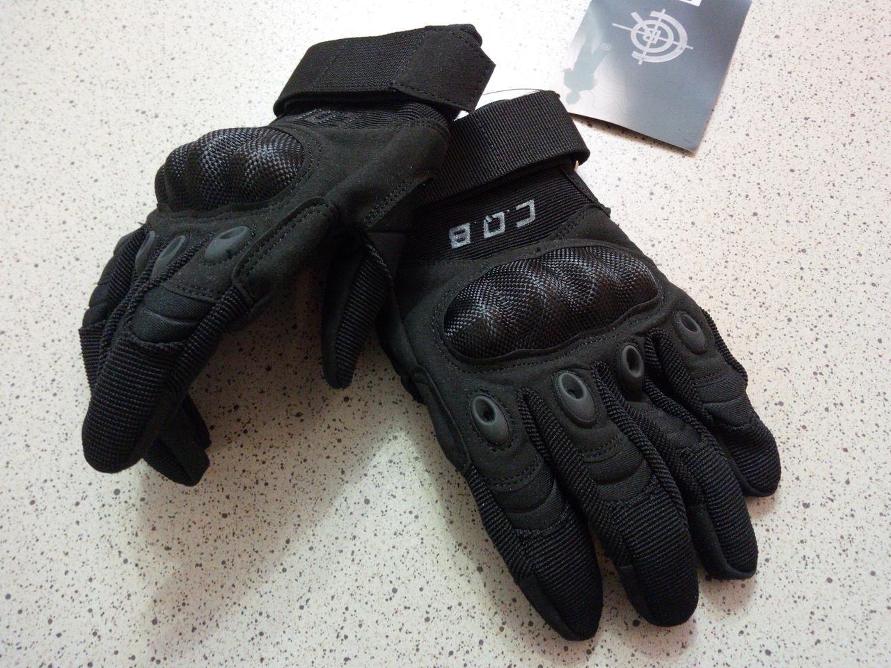 Тактические перчатки C.Q.B