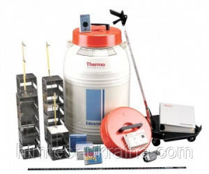 Система хранения в жидком азоте Thermo Scientific Locator 4 с УЗ-монитором