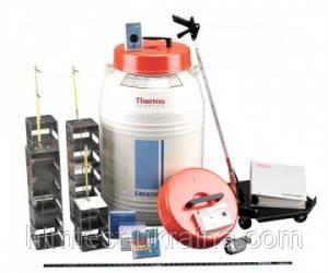 Система хранения в жидком азоте Thermo Scientific LocatorJr Plus с УЗ-монитором