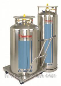 Настольный контейнер для жидкого азота Thermo Scientific 4,51 л