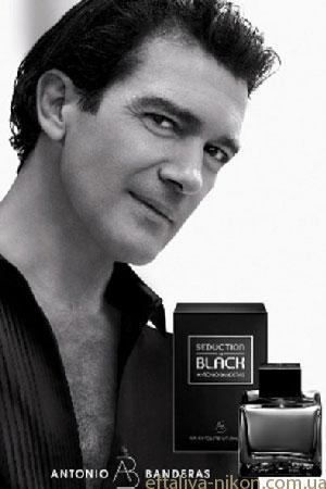 ANTONIO BANDERAS ANTONIO BANDERAS Seduction in Black
