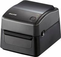 Принтер этикеток SATO 203 dpi, 300 dpi, прямая термопечать WS412DT-STD 300 dpi wth Cutter, WLAN, USB, LAN + RS232C (EU)