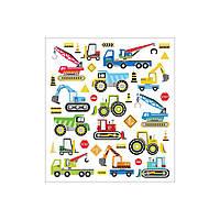Наклейки на плівці - Transportation - StickerKing - 15х16,5