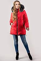 Зимова молодіжна куртка з капюшоном Бріана