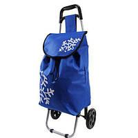 """Тележка сумка для покупок 602 (Польша) TM """"Feniks"""