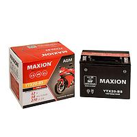 Мото аккумулятор AGM MAXION YTX 20-BS (12V, 18A)