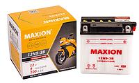 Мото аккумулятор MOTO MAXION 12N 9-3B (12V,9A)