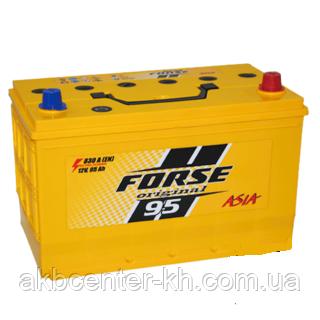 Автомобильные аккумуляторы FORSE JP 6CT-95A2 830A R MF (N70) нижнее крепление