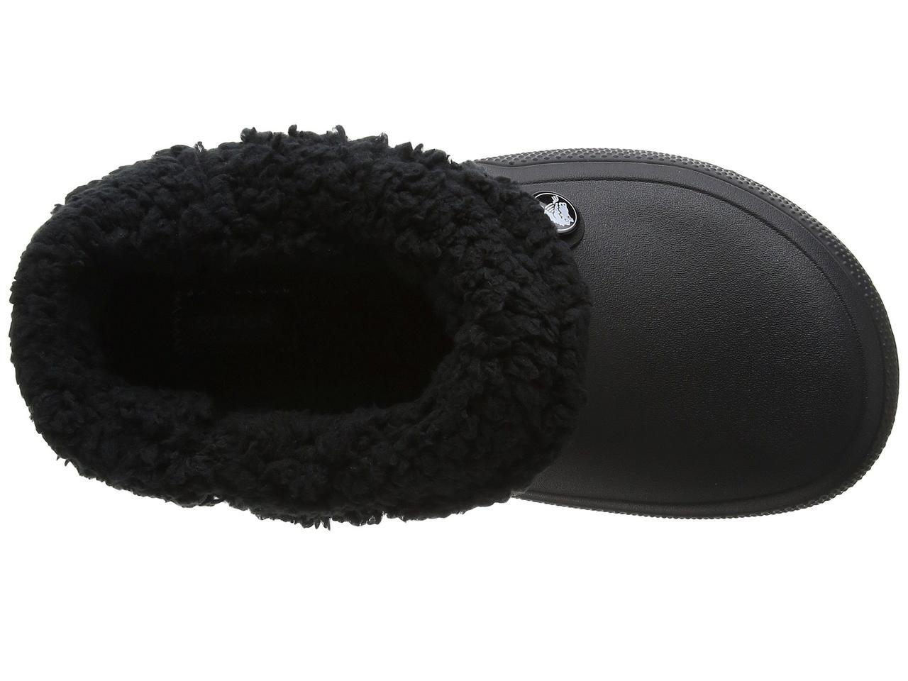 4a1763724 Сабо (Оригинал) Crocs Classic Blitzen III Clog Black Black  продажа ...